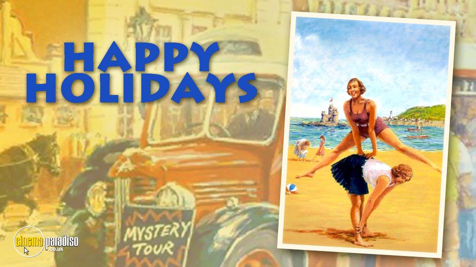 Happy Holidays online DVD rental