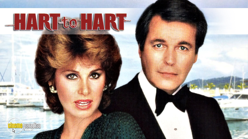 Hart to Hart online DVD rental