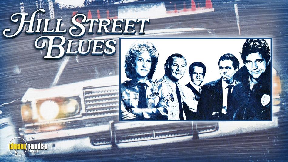 Hill Street Blues online DVD rental