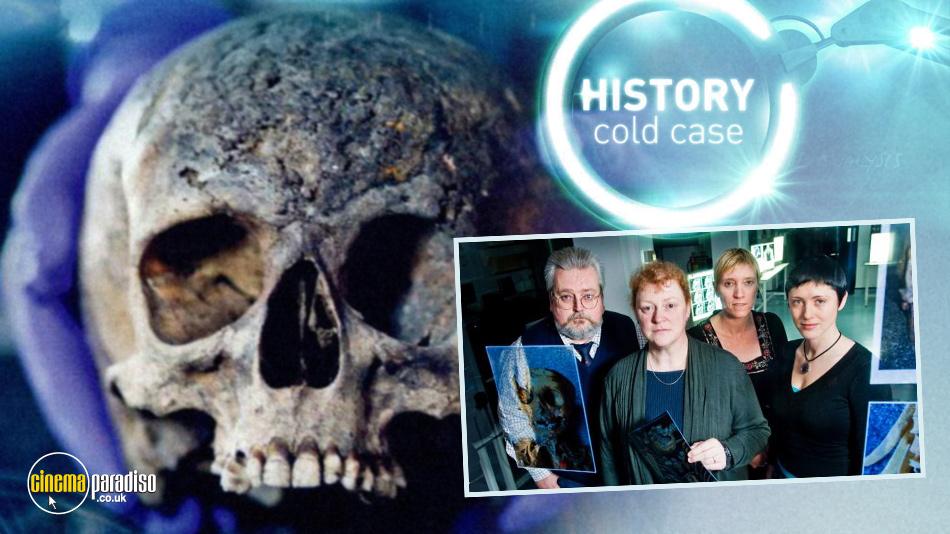 History Cold Case online DVD rental