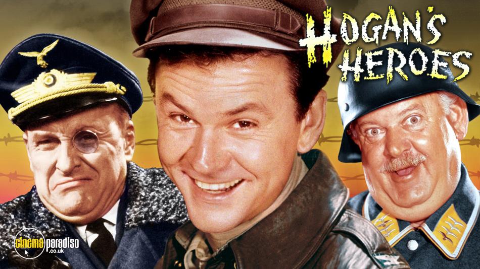 Hogan's Heroes online DVD rental
