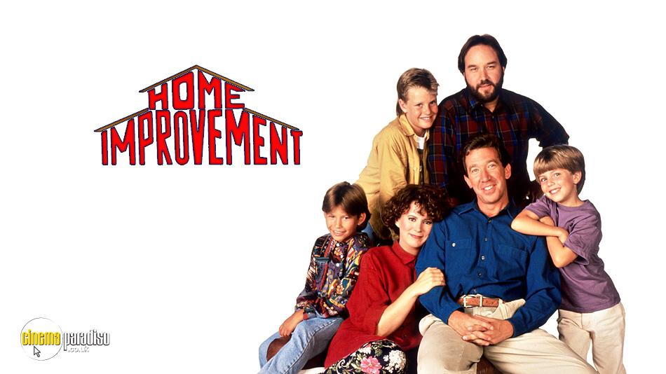 Home Improvement online DVD rental