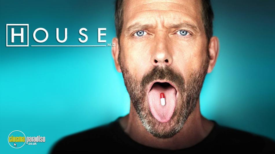 House M.D. online DVD rental