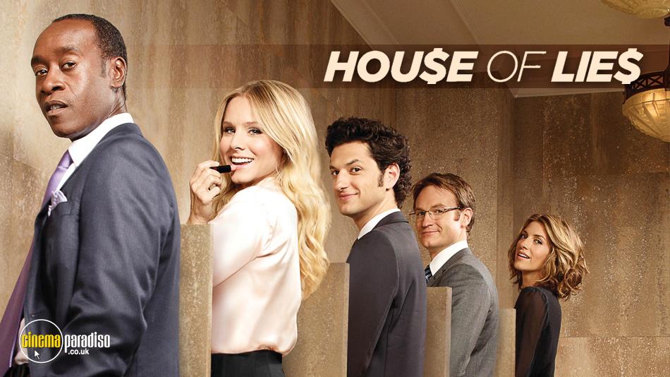 House of Lies online DVD rental