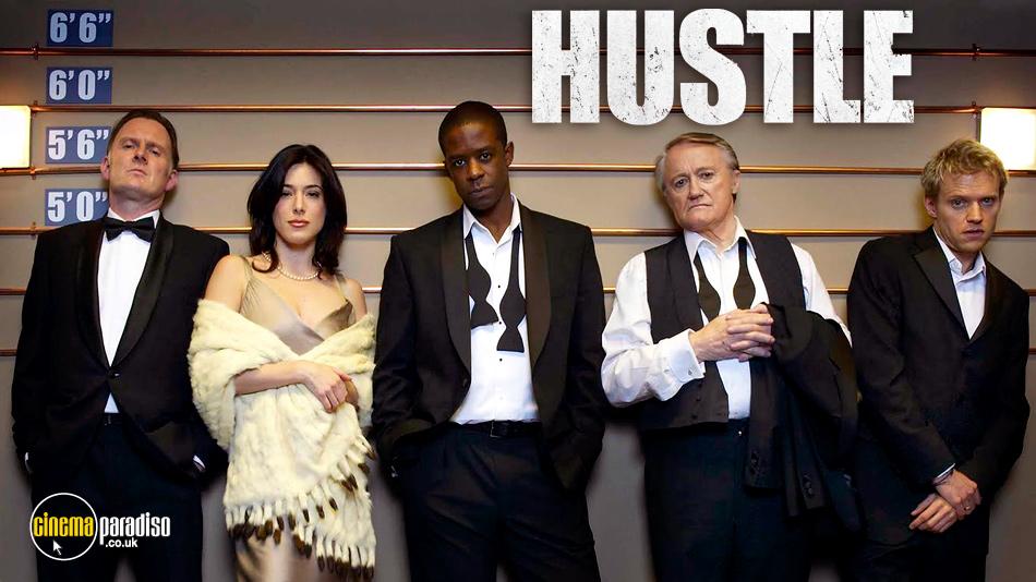 Hustle online DVD rental