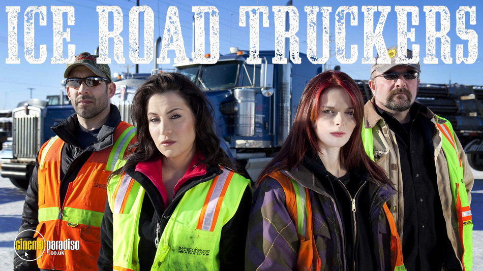 Ice Road Truckers online DVD rental