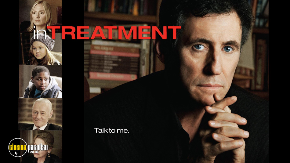 In Treatment online DVD rental