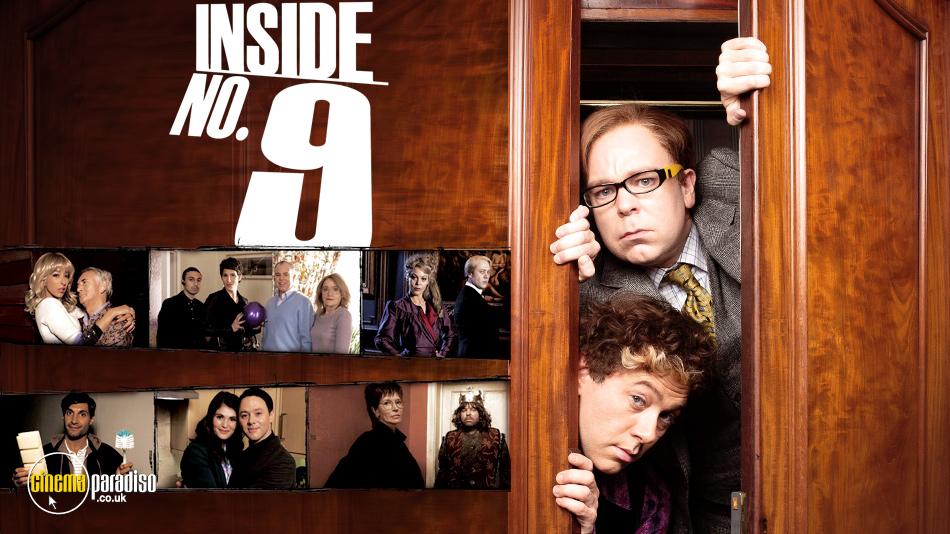 Inside No. 9 online DVD rental