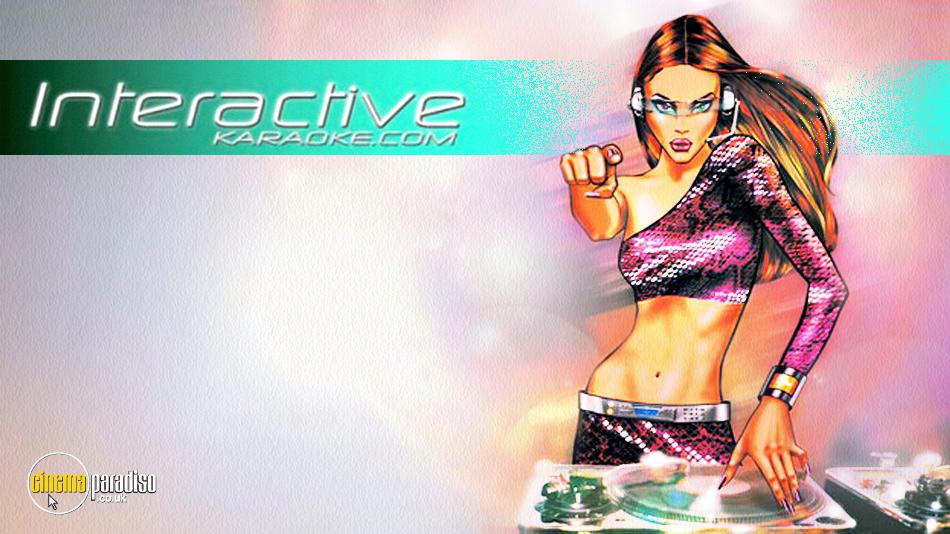 Interactive Karaoke online DVD rental