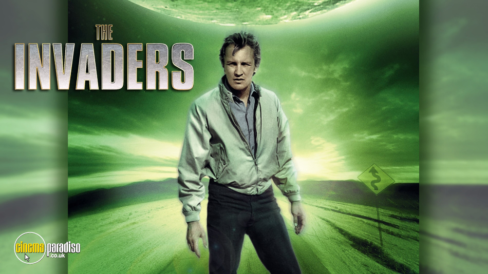 Invaders online DVD rental