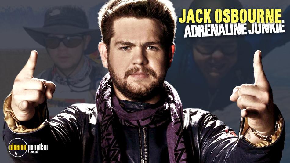 Jack Osbourne: Adrenaline Junkie online DVD rental