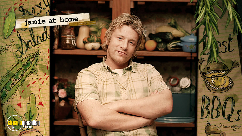 Jamie at Home online DVD rental