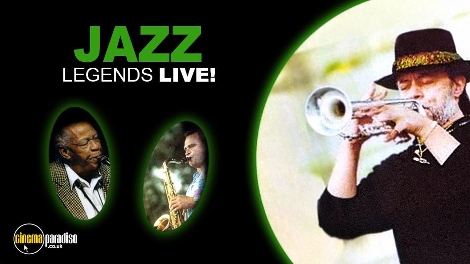 Jazz Legends Live! online DVD rental