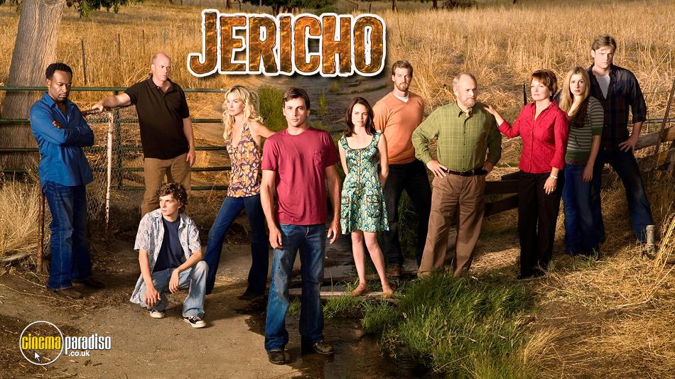 Jericho Series online DVD rental