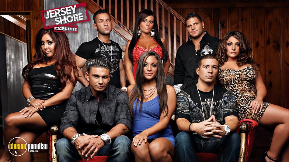 Jersey Shore online DVD rental
