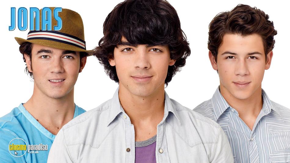 Jonas Brothers online DVD rental