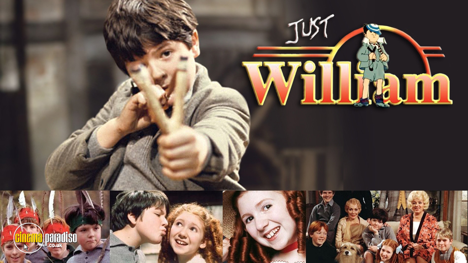 Just William Series online DVD rental