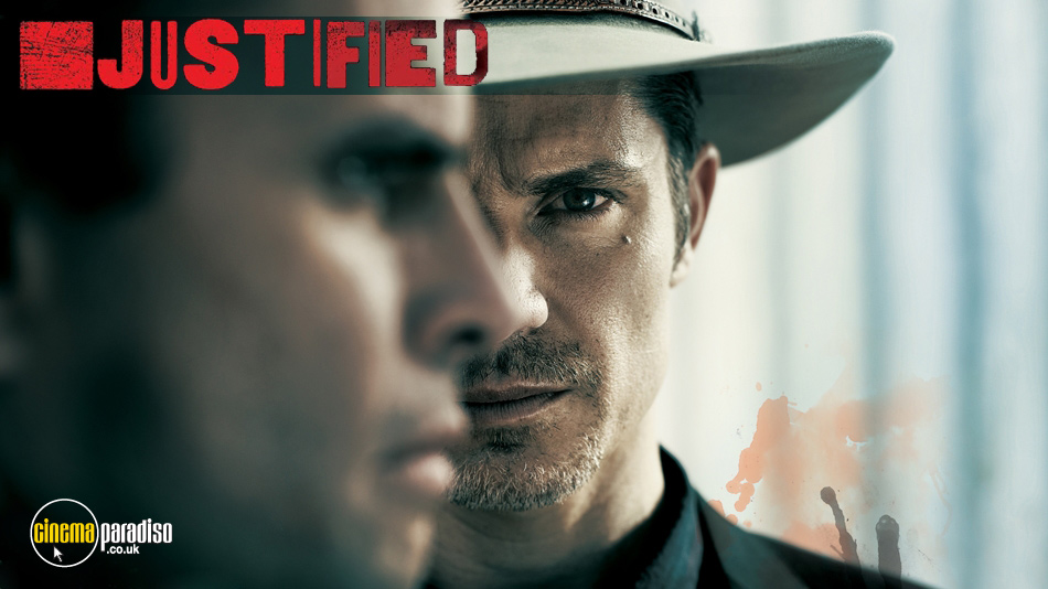 Justified online DVD rental