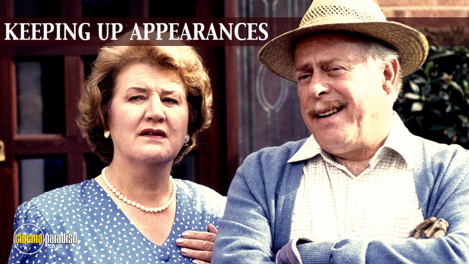 Keeping Up Appearances online DVD rental