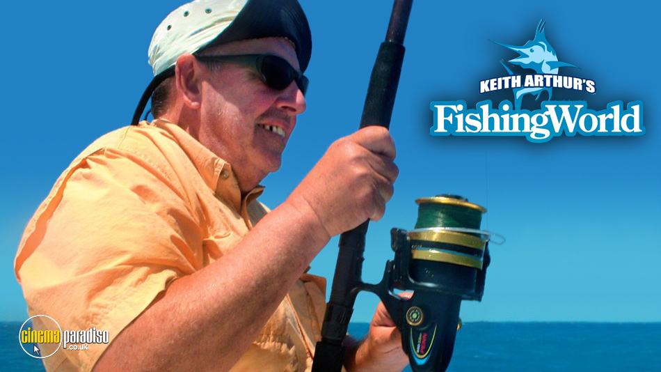 Keith Arthur's Fishing World online DVD rental