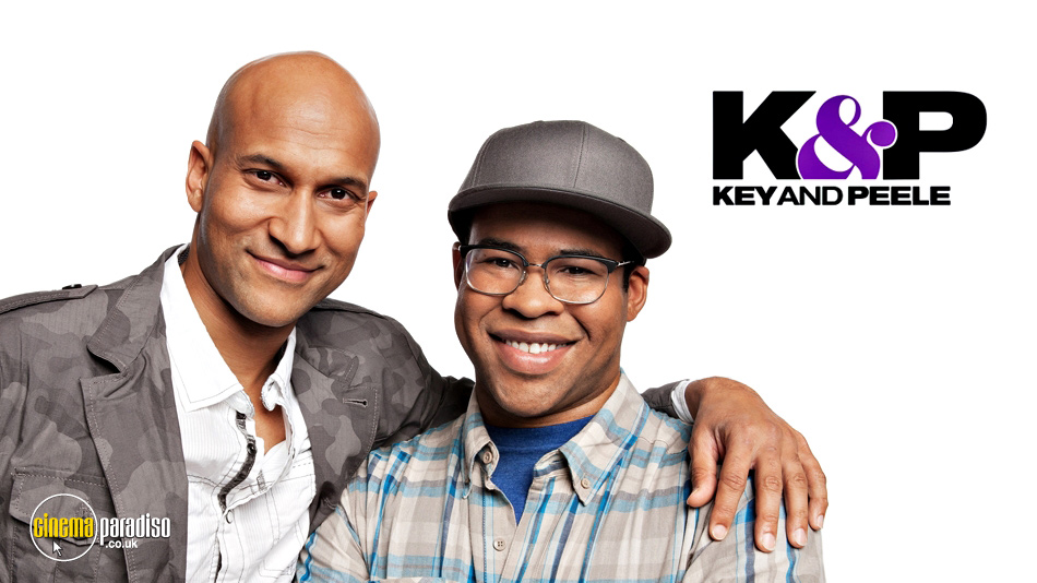 Key and Peele online DVD rental