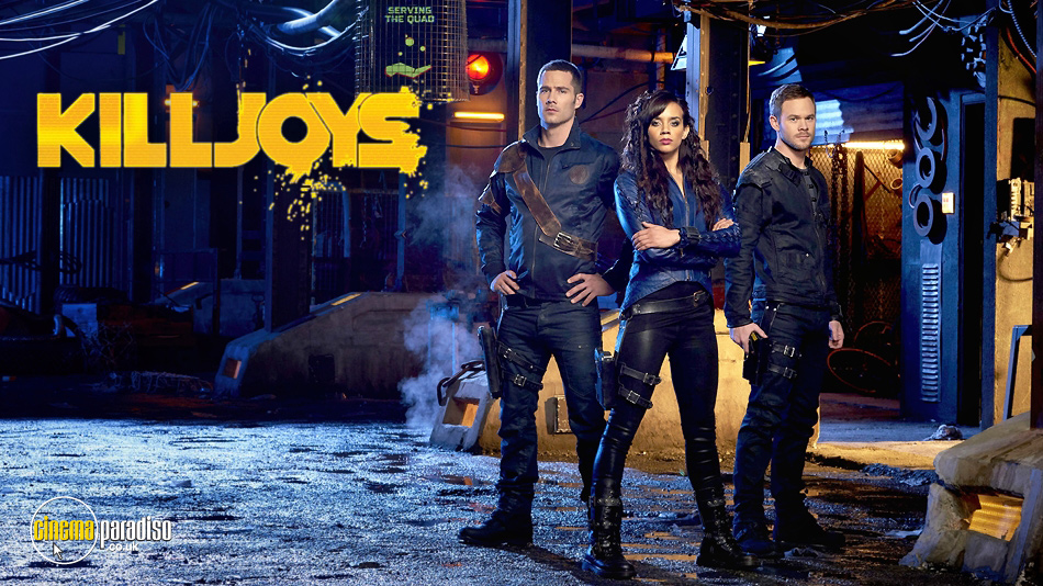Killjoys online DVD rental