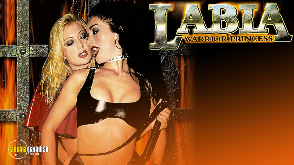 Labia Warrior Princess online DVD rental