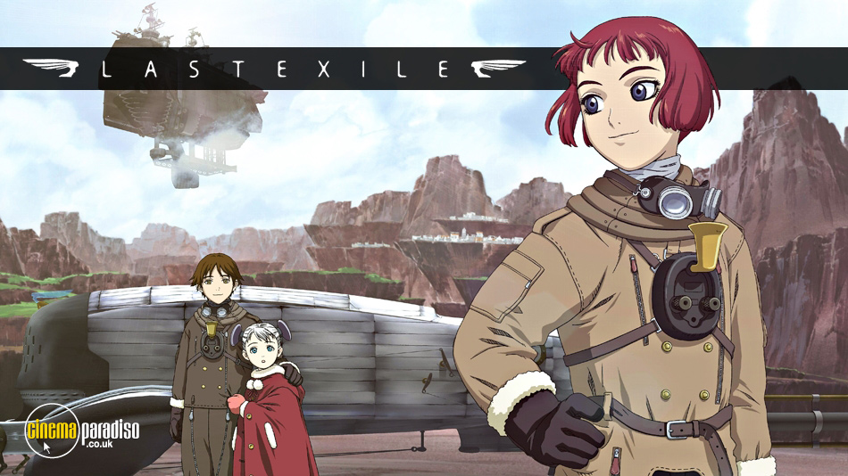 Last Exile online DVD rental