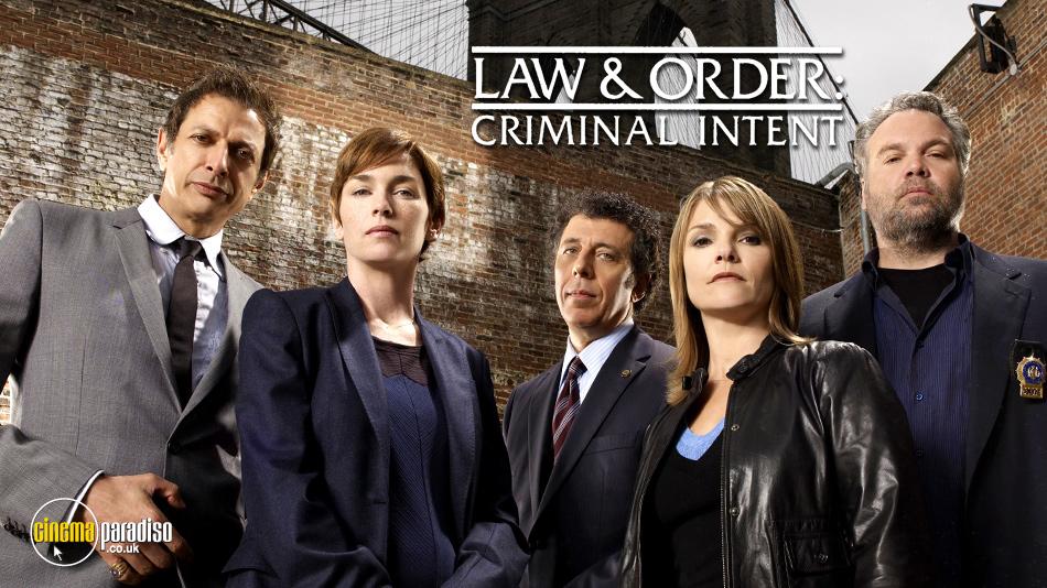 Law and Order: Criminal Intent online DVD rental