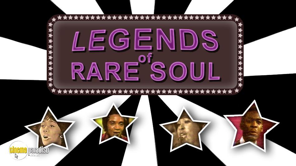 Legends of Rare Soul online DVD rental