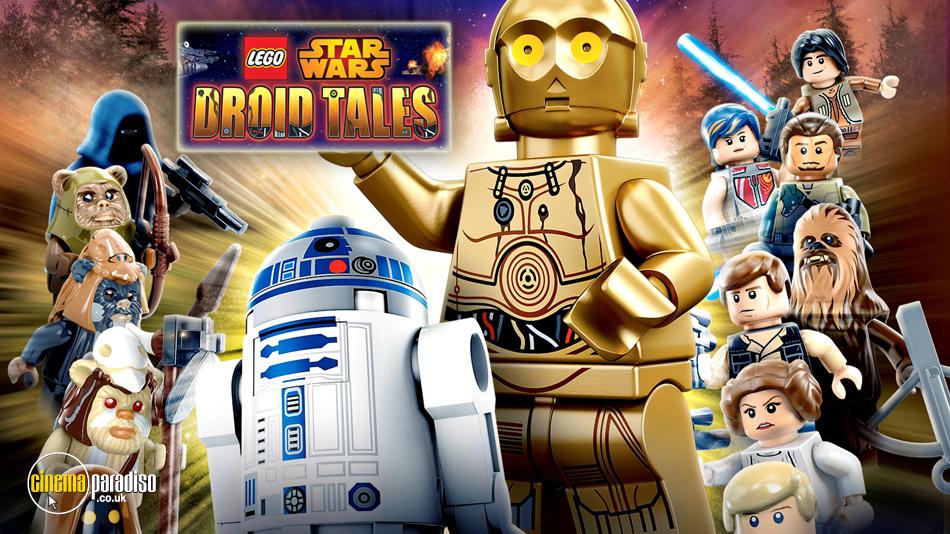 Lego Star Wars Droid Tales online DVD rental