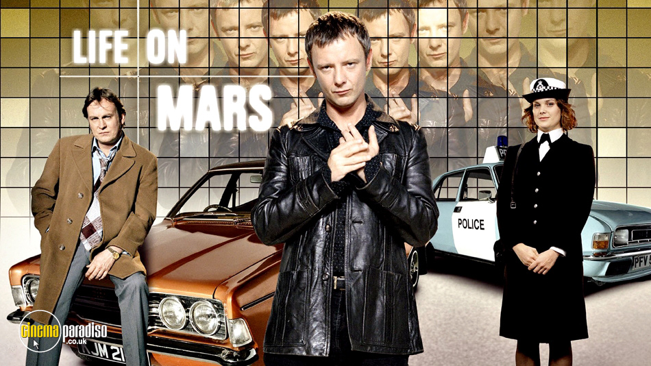 Life on Mars online DVD rental