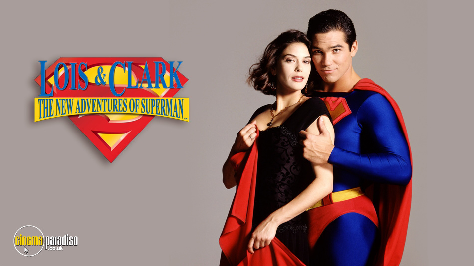 Lois and Clark (aka Lois and Clark: The New Adventures of Superman) online DVD rental