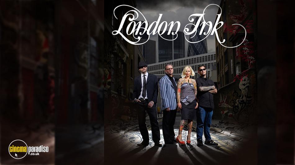 London Ink online DVD rental