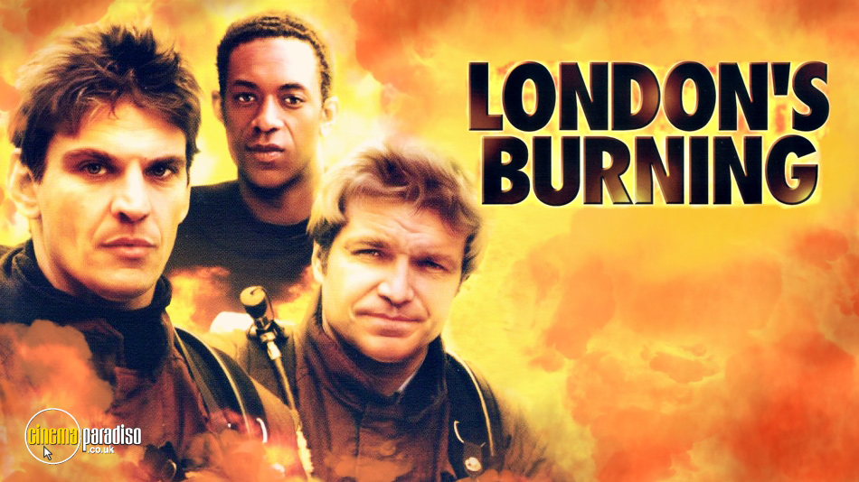 London's Burning online DVD rental