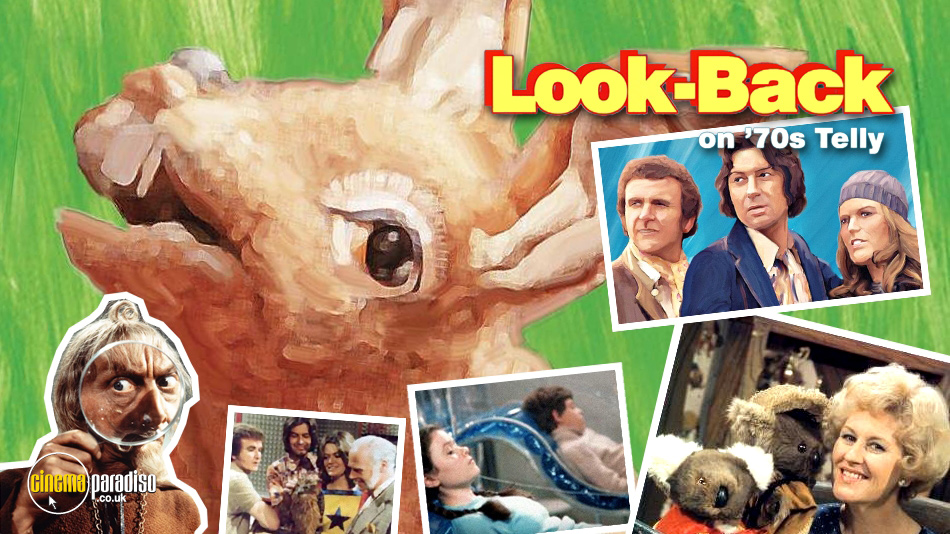 Look Back on '70s Telly online DVD rental