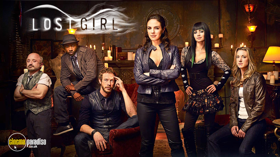 Lost Girl online DVD rental