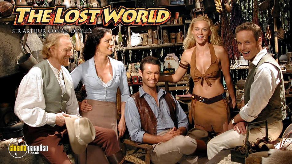 Lost World Series online DVD rental