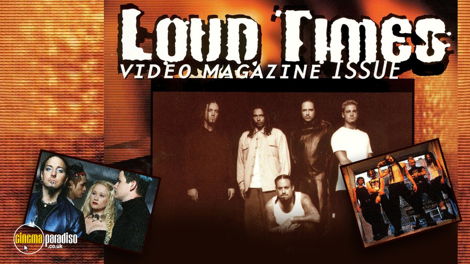 Loud Times Video Magazine online DVD rental
