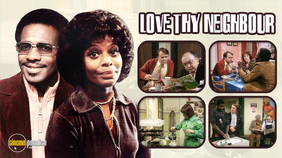 Love Thy Neighbour online DVD rental