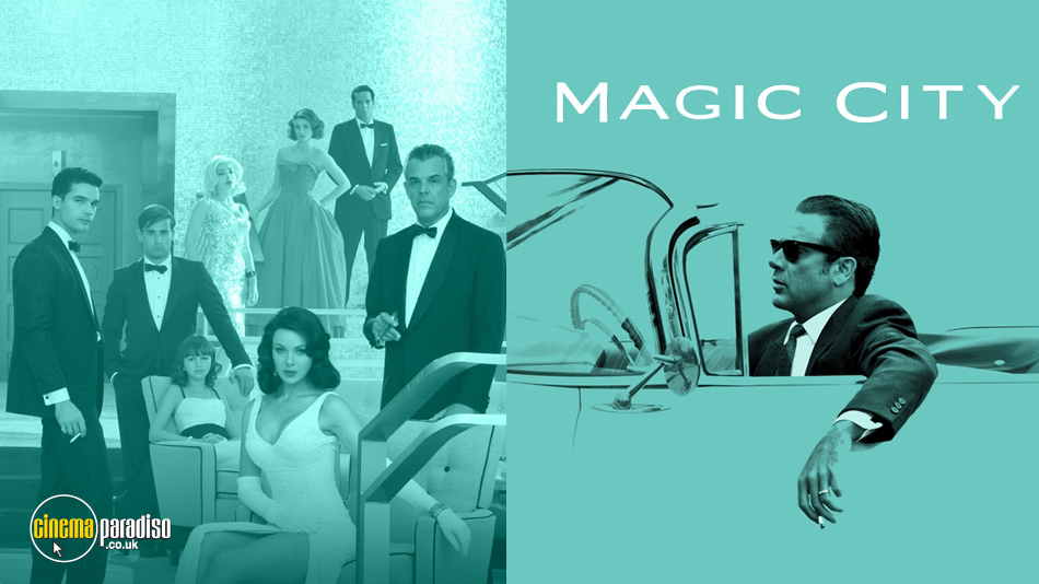 Magic City online DVD rental