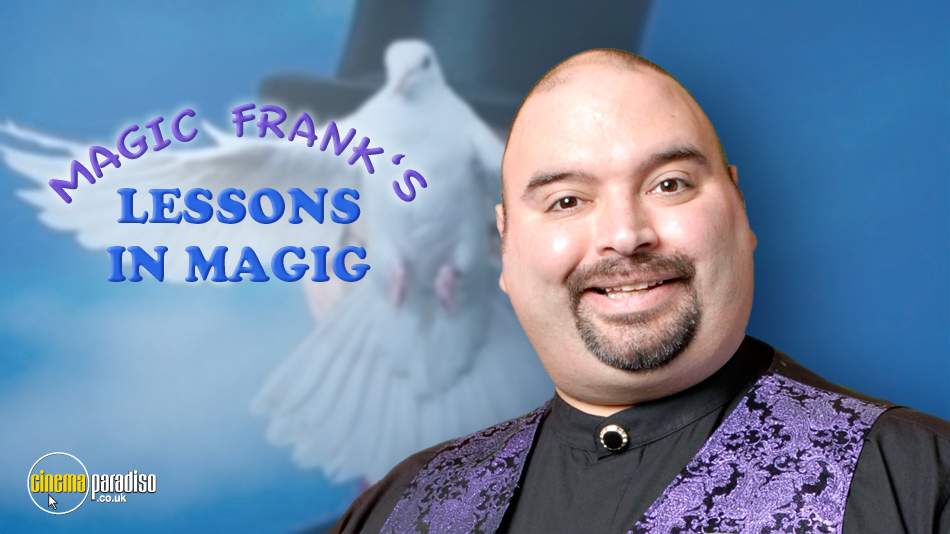 Magic Frank's Lessons in Magic online DVD rental