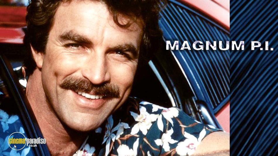 Magnum P.I. online DVD rental