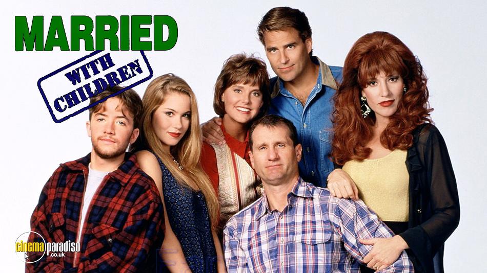 Married with Children online DVD rental