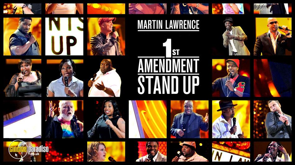 Martin Lawrence's First Amendment online DVD rental