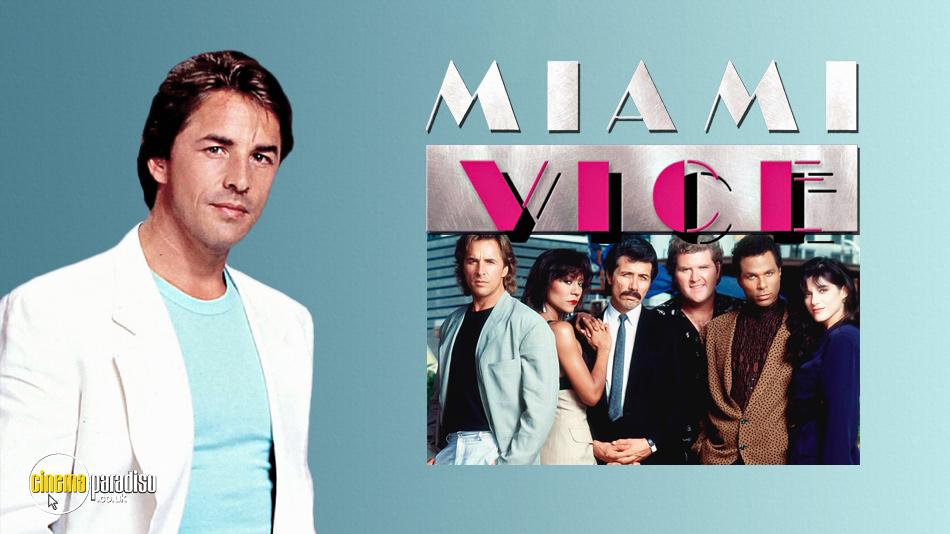 Miami Vice Series online DVD rental