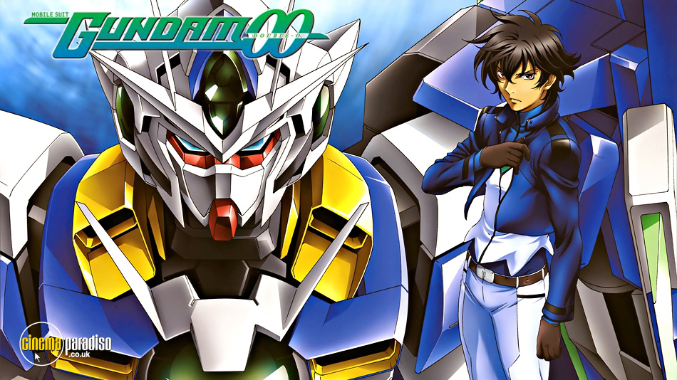 Mobile Suit Gundam 00 online DVD rental