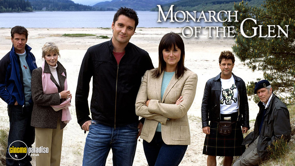 Monarch of the Glen online DVD rental