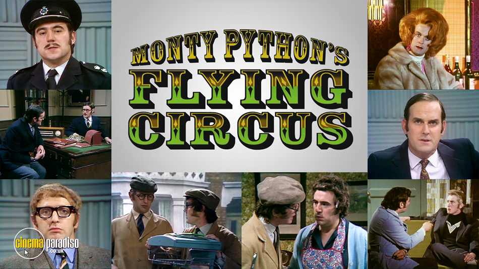 Monty Python's Flying Circus online DVD rental