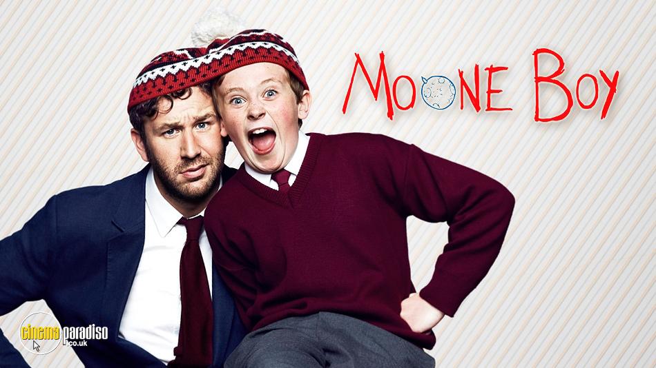 Moone Boy online DVD rental